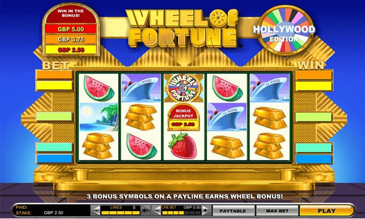 Wheel of fortune - 88762