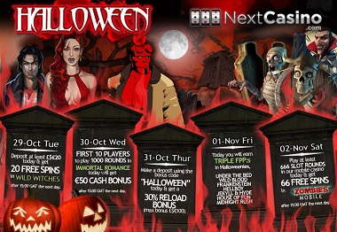Halloween freespins casino - 29812