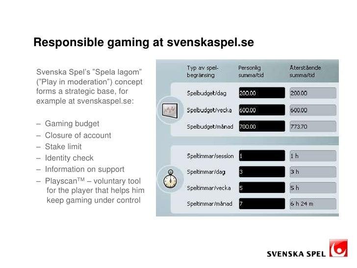 Svenska spel - 60522
