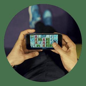 Mobilcasino i fickan - 24294