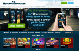 Norske automater - 79669