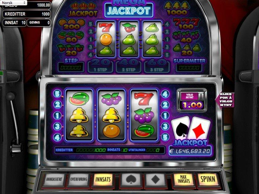 All slots casino bonus