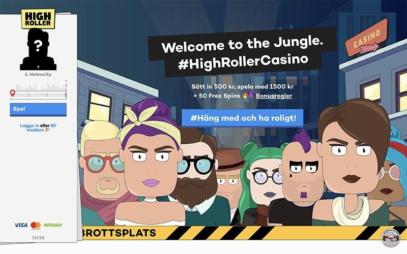 Casino utan - 21518