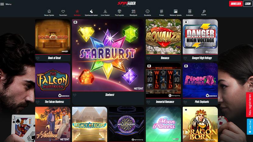 Spelsystem roulette Spin - 49753