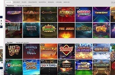 Nyspins casino recension - 96934