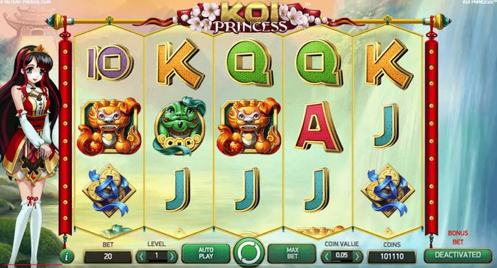 Casino bonuskod Koi - 94400