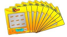 Skraplotter skrapa - 32658
