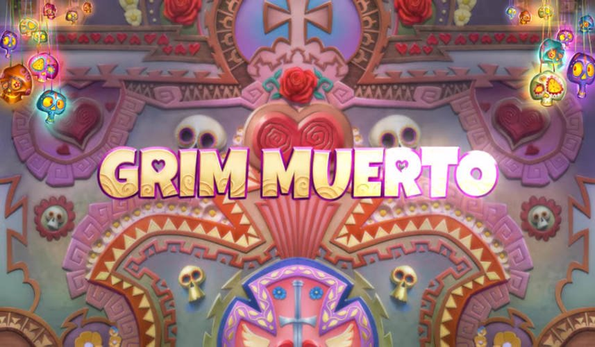 Grim Muerto slot - 23641