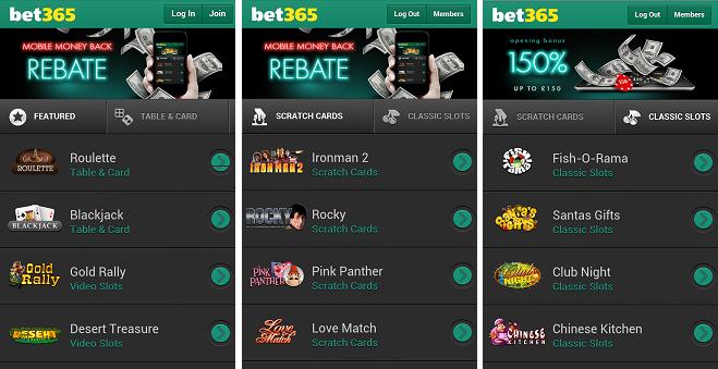 Casino kampanjer bet365 - 48030