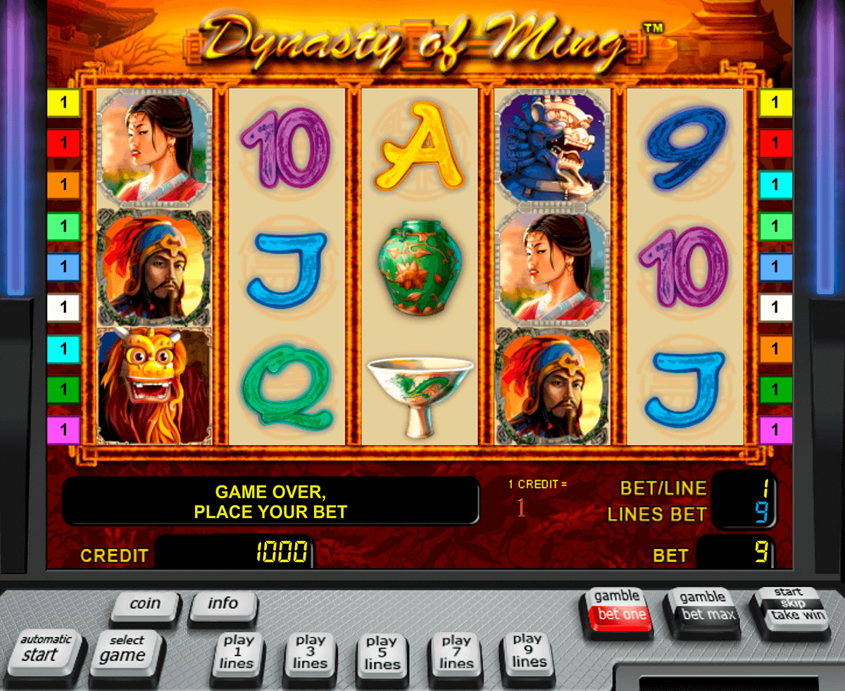 Casino med Novomatic - 94900