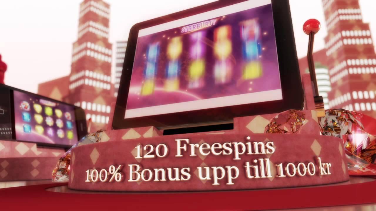 Freespins i - 34504