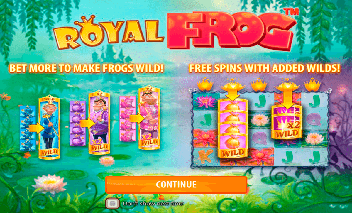 Royal spins på - 94872