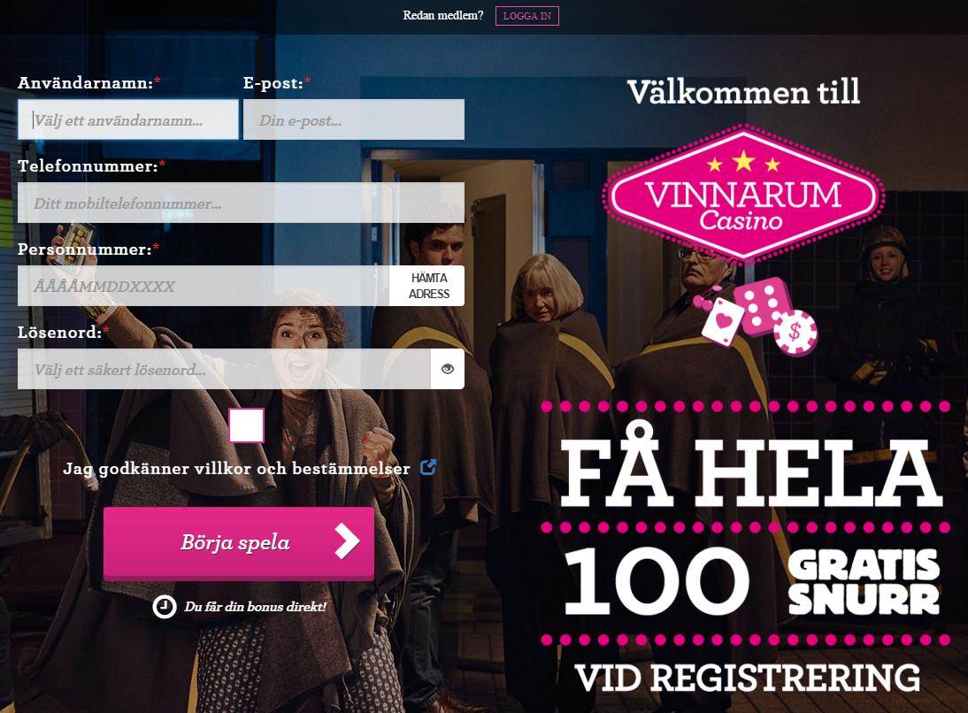 Svenska casino - 20592