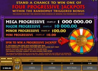 Mega jackpott - 68730