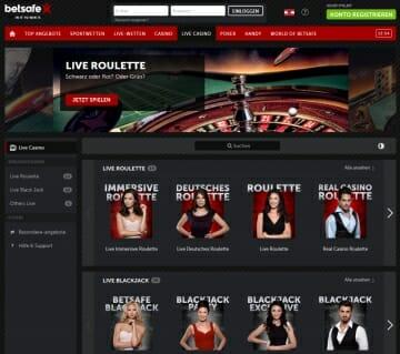 Betsafe poker online - 7213