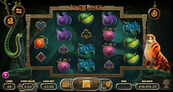 Populäraste bettingsporterna Jungle - 66006