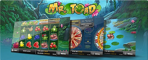 Mr Toad - 8192
