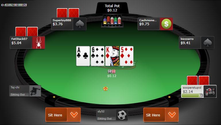 Poker betting - 49541