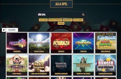 Casino utan - 43476
