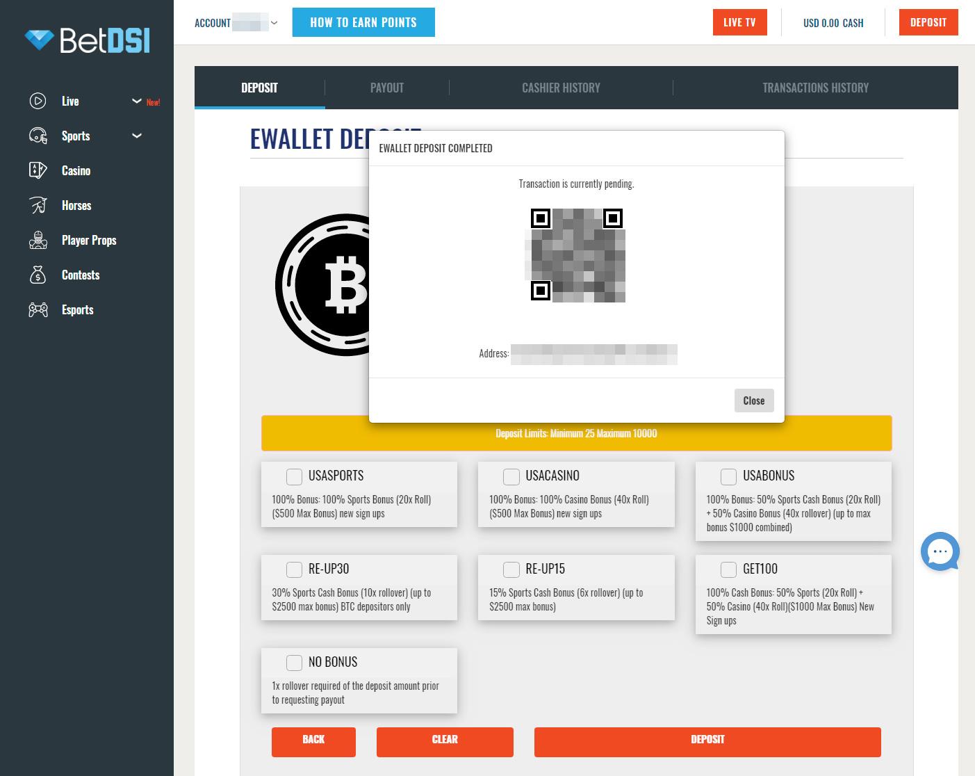 Casino bitcoin - 44292