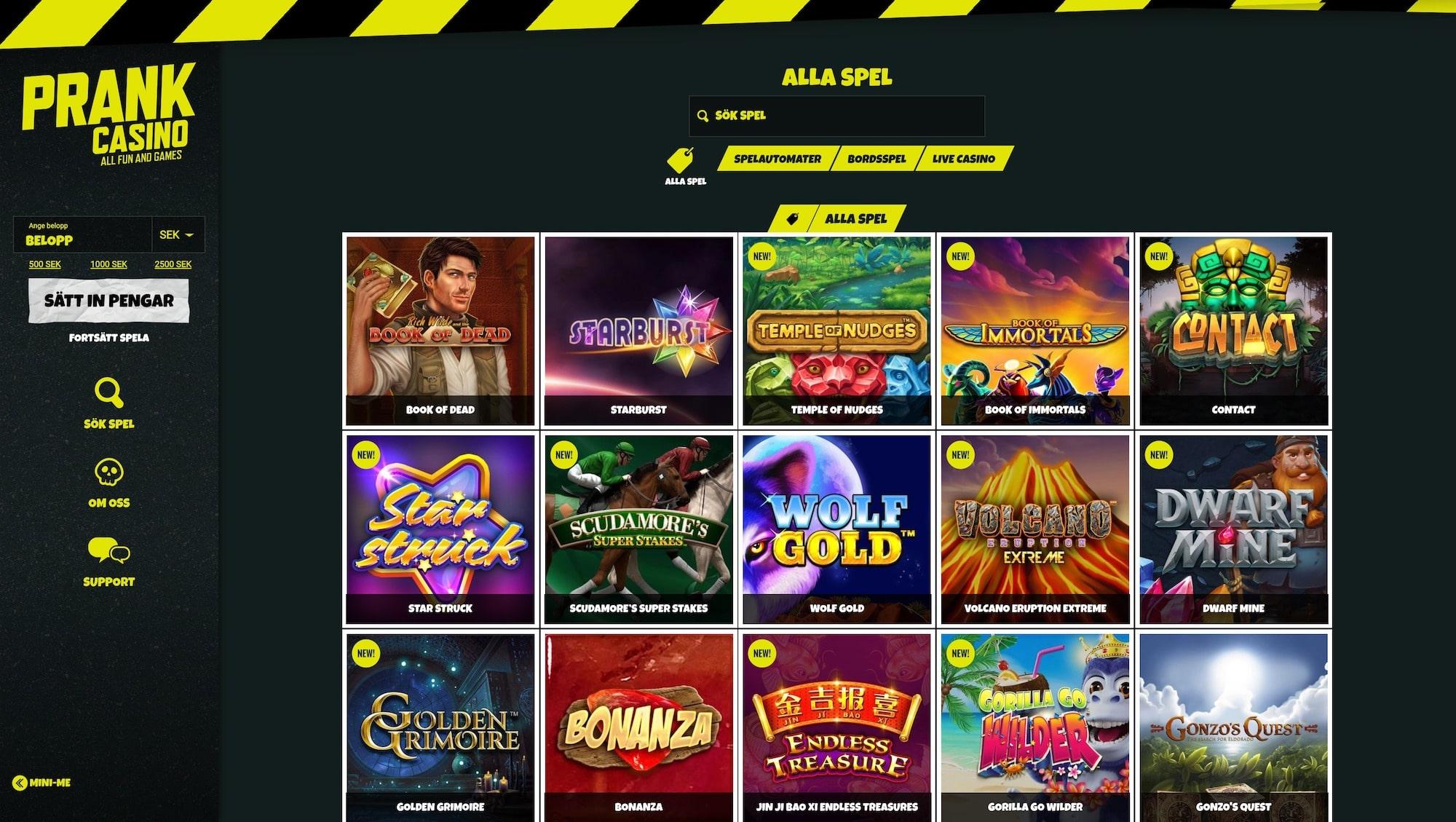 Casino med trustly - 17189