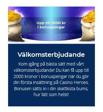 Casino heroes nyheter - 68194