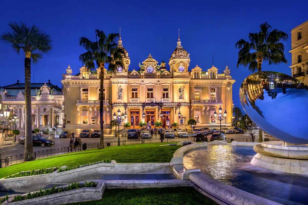 Monte Carlo casino - 31046