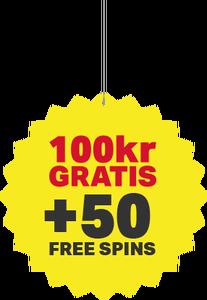 100 kr gratis - 81113