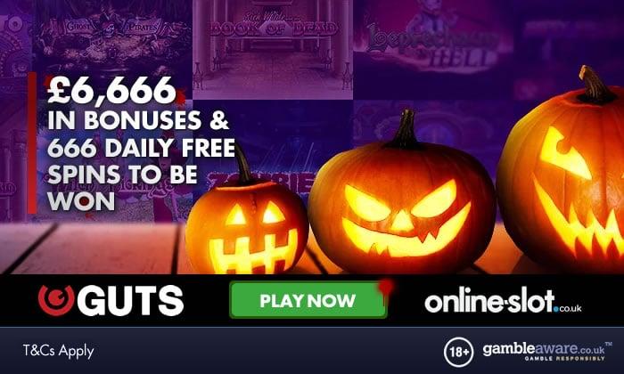 Halloween freespins casino - 8849