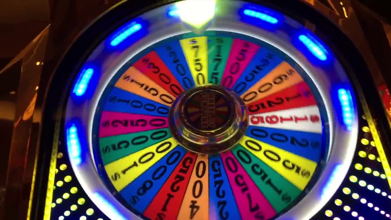 Wheels of Fortune - 5904