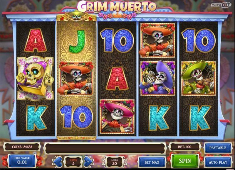 Grim Muerto - 96268