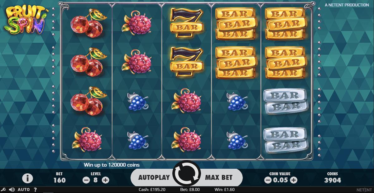Fruit spins - 65988