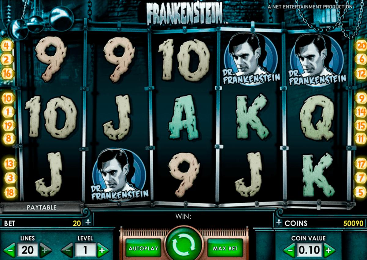 Frankenstein slot - 30049