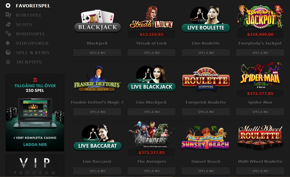 Snabbaste casino - 46583