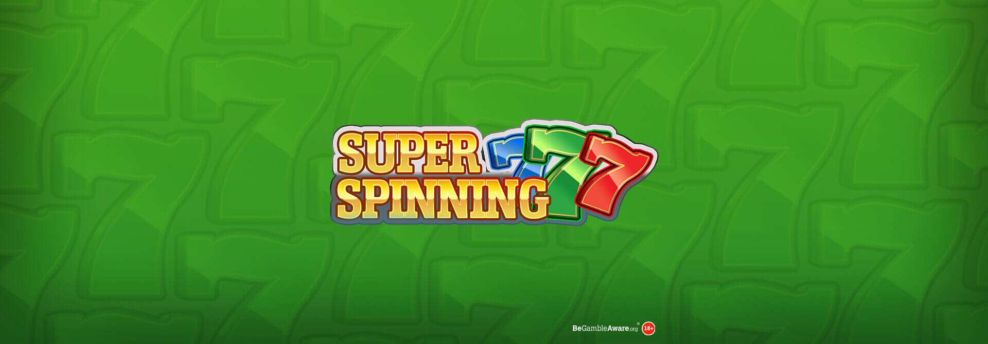 Äkta super spins - 36392