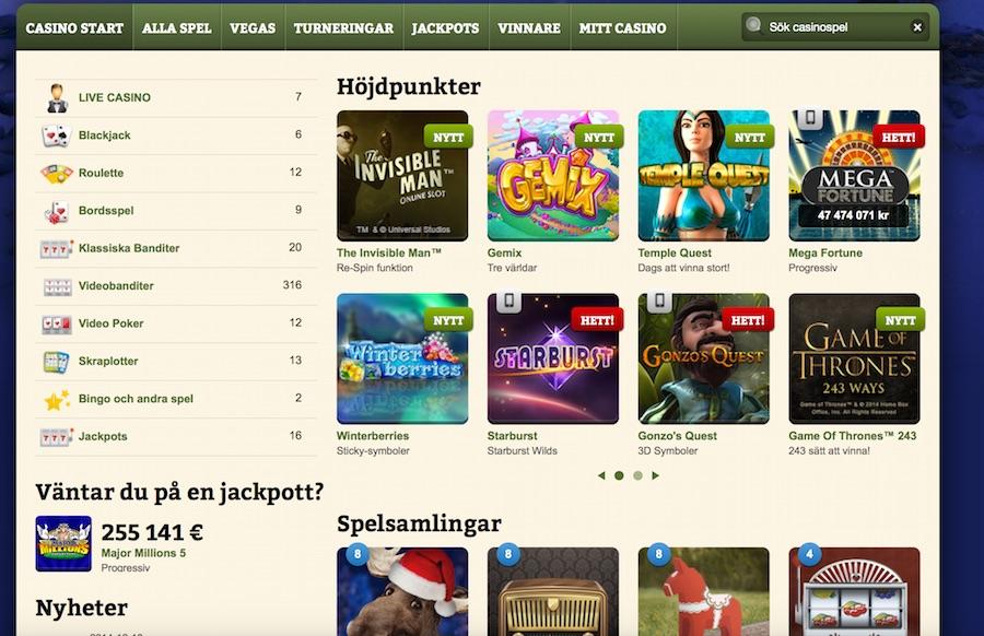 Casino med bra - 74078