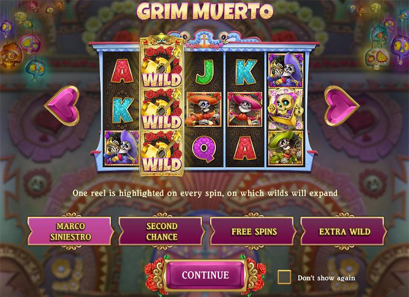 Grim Muerto - 88041