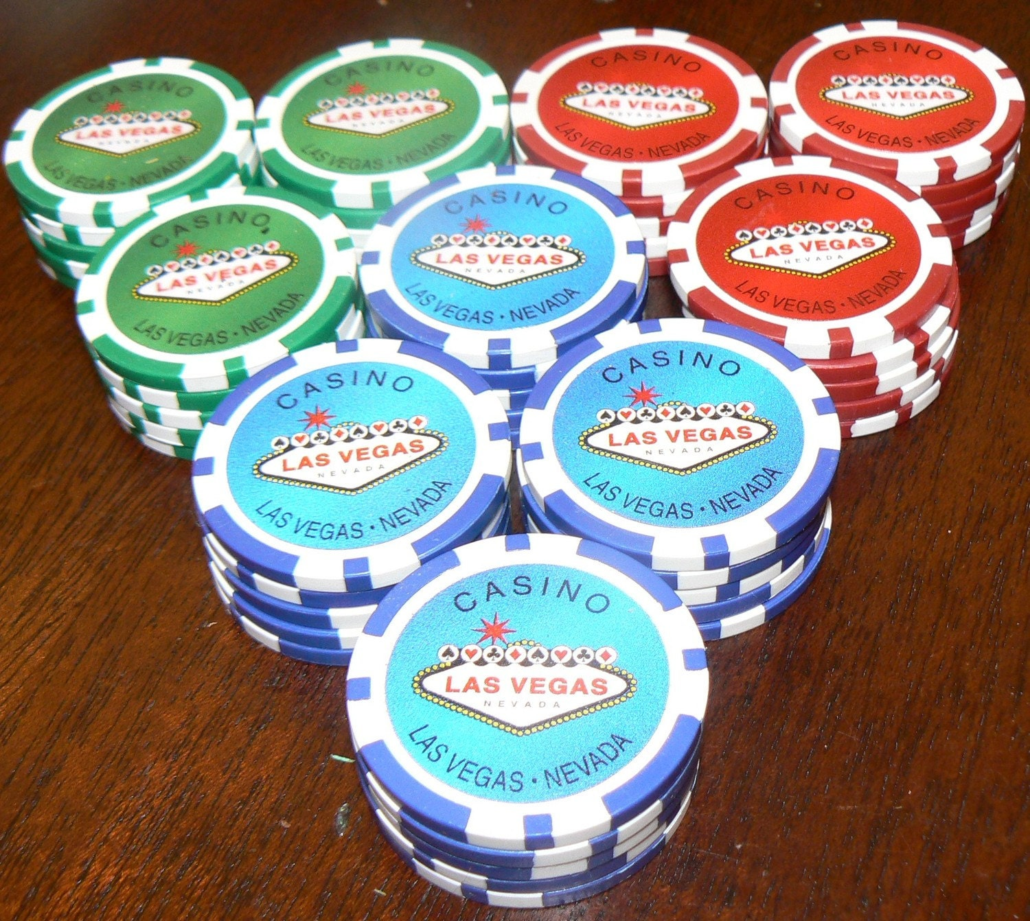 Poker chips eu - 44408
