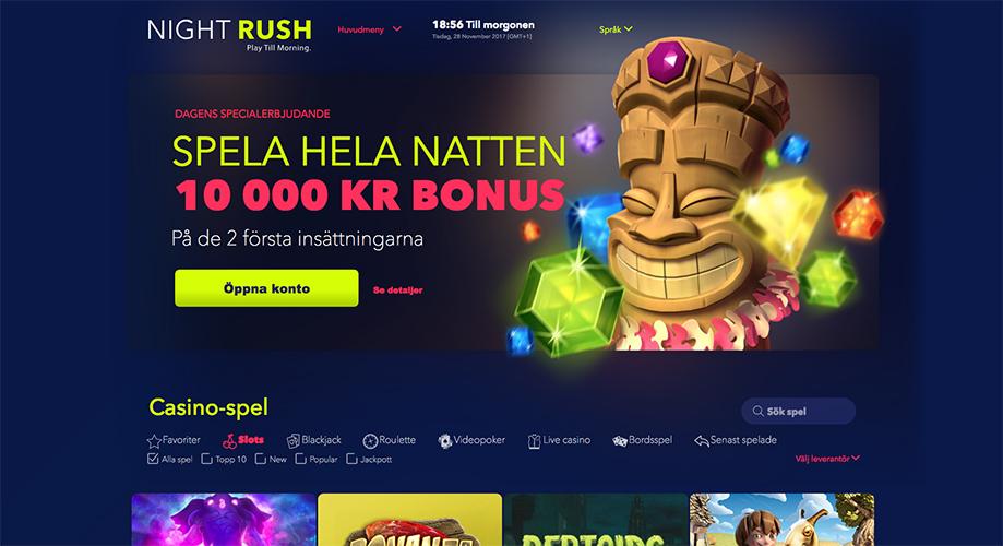 Nightrush bonus quick - 71464