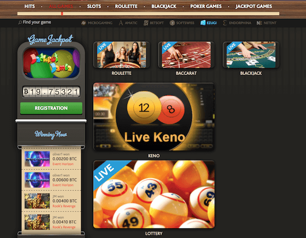 Bitcoin casino eu - 31685