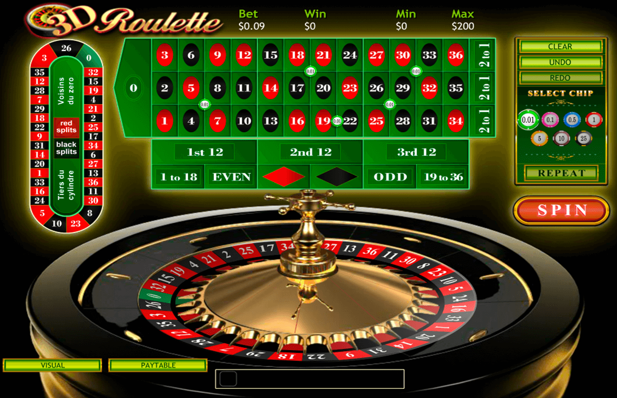 Roulette payout lucka - 98005