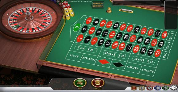 Roulette hjul - 94422