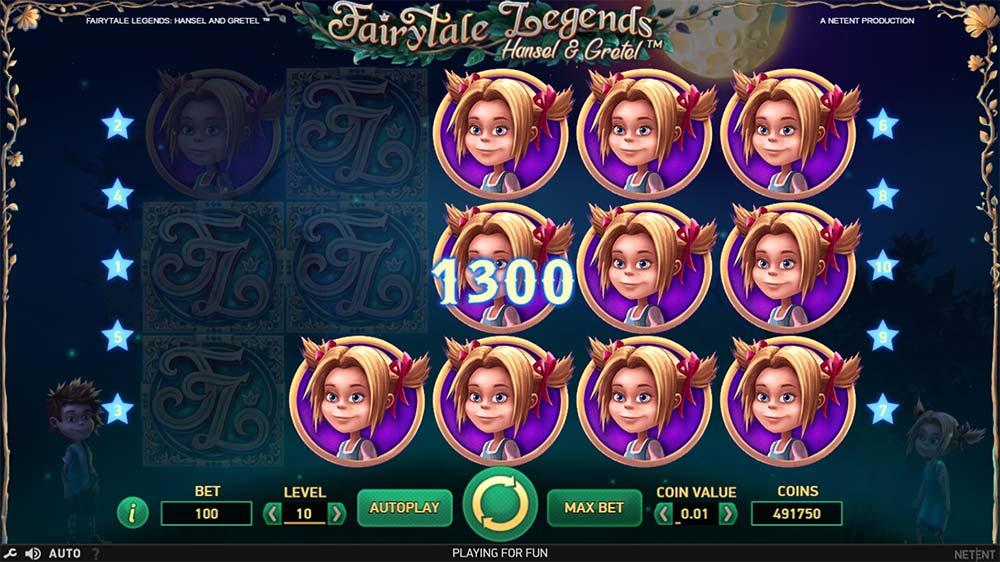 Fairytale Legends - 74048