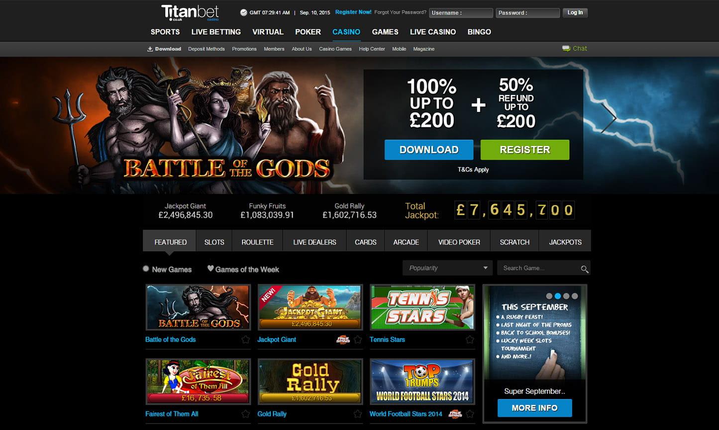 Casino official website - 96737