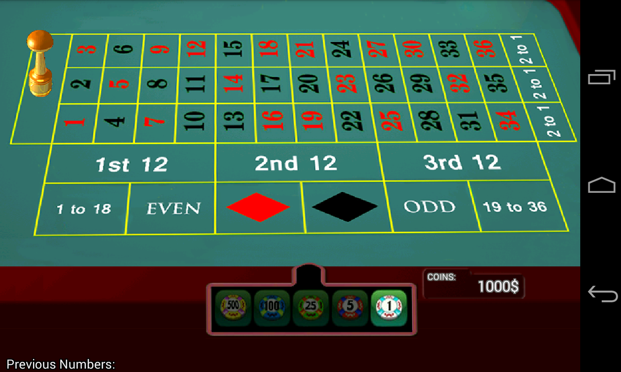 Free roulette - 95898
