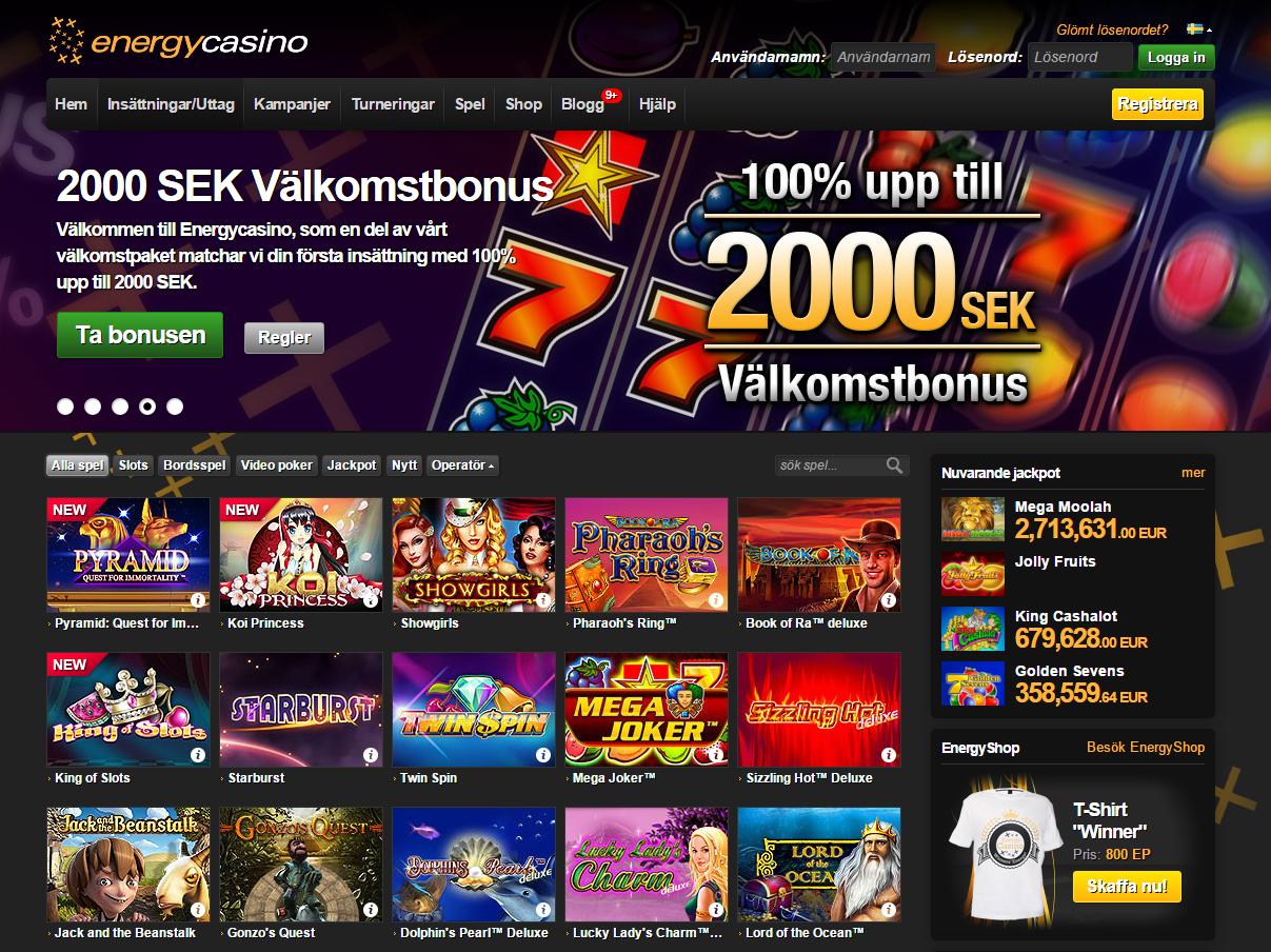 Nya casinon online - 79936
