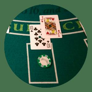 Dam kortspel - 80825