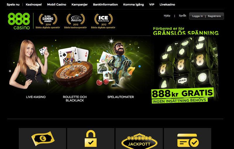 Kampanjkod 888 casino - 54266