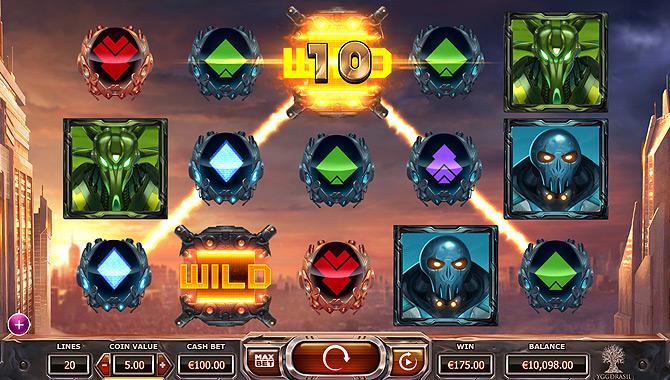 Casino Heroes festival - 16494