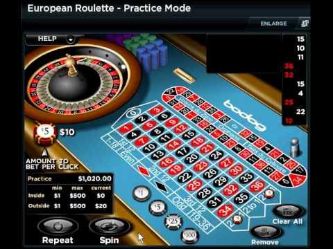 Roulette strategi - 33734